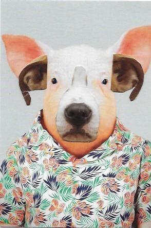 Mein innerer Schweinehund